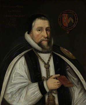 British School; Walter Curll (1575-1647), Bishop of Wells (1629-1632)