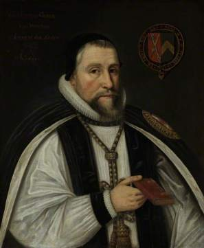 British School; Walter Curll (1575-1647), Bishop of Wells (1629-1632)