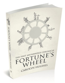Fortune's Wheel 3D BOOK IMAGE transparent
