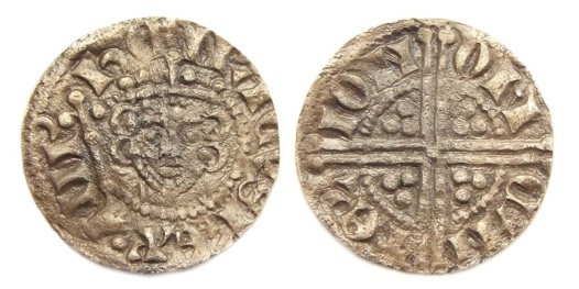 Long cross coin