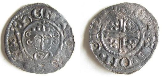 Short cross penny