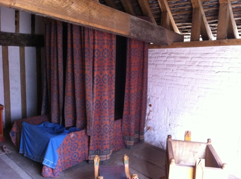 Southampton_Medieval_Merchant's_House_bedroom