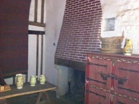 Southampton_Medieval_Merchant's_House_interior