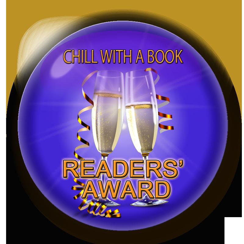 Chill Logo READERS' AWARD